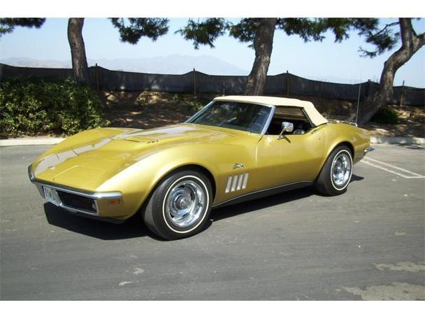 1969 chevrolet corvette for sale in orange california classified. Black Bedroom Furniture Sets. Home Design Ideas