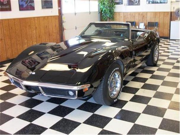 1969 chevrolet corvette for sale in farmington michigan classified. Black Bedroom Furniture Sets. Home Design Ideas