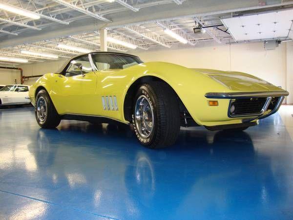 1969 chevrolet corvette for sale in amston connecticut classified. Black Bedroom Furniture Sets. Home Design Ideas