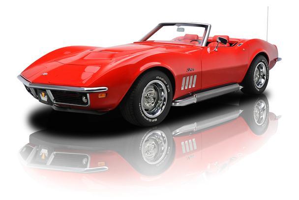 1969 chevrolet corvette sting ray for sale in charlotte north carolina classified. Black Bedroom Furniture Sets. Home Design Ideas