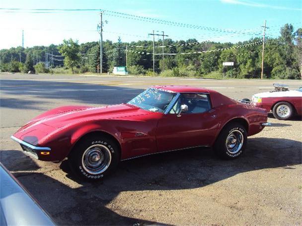 1969 chevrolet corvette stingray for sale in jackson michigan classified. Black Bedroom Furniture Sets. Home Design Ideas