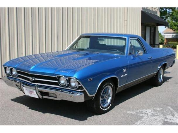 1969 chevrolet el camino for sale in turlock california. Black Bedroom Furniture Sets. Home Design Ideas