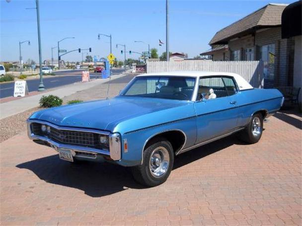 1969 chevrolet impala for sale in gilbert arizona classified. Black Bedroom Furniture Sets. Home Design Ideas