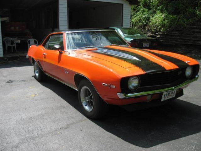 1969 Chevy Camaro For Sale Ky For Sale In Lick Creek