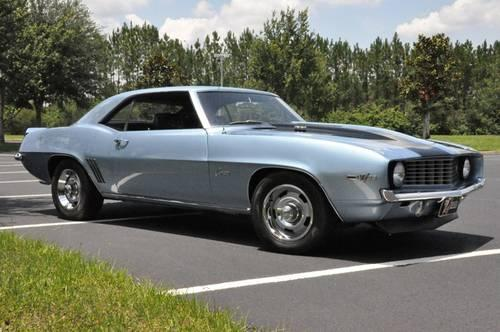 1969 chevy camaro z28 for sale in tampa florida classified. Cars Review. Best American Auto & Cars Review