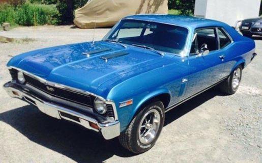 1969 Chevy Nova Ss Pa