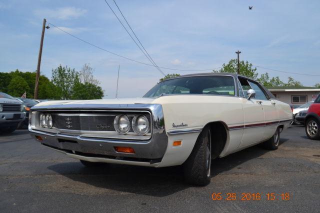 1969 Chrysler Newport Custom For Sale In Newburgh New