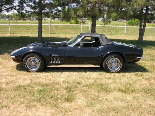 1969 corvette stingray convertible for sale in stanton nebraska. Cars Review. Best American Auto & Cars Review