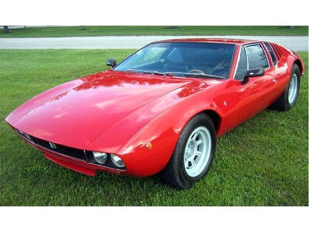 1969 de tomaso mangusta for sale in fort lauderdale florida classified. Black Bedroom Furniture Sets. Home Design Ideas
