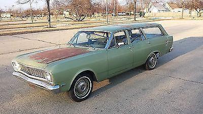 1969 Ford Falcon Station Wagon | The Wagon
