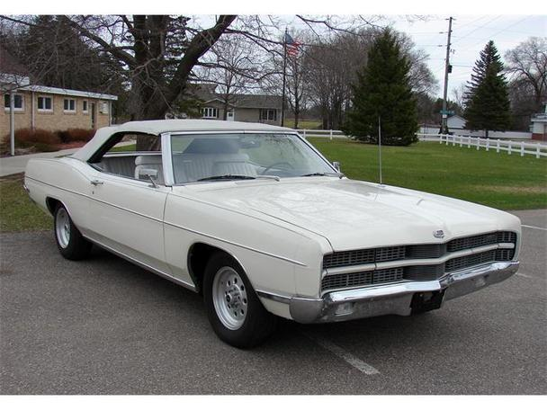 1969 ford galaxie for sale in maple lake minnesota classified. Black Bedroom Furniture Sets. Home Design Ideas