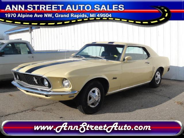 1969 ford mustang 1969 ford mustang classic car in grand rapids mi 4364945298 used cars on. Black Bedroom Furniture Sets. Home Design Ideas