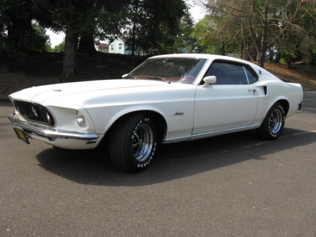 1969 ford mustang for sale in gresham oregon classified. Black Bedroom Furniture Sets. Home Design Ideas