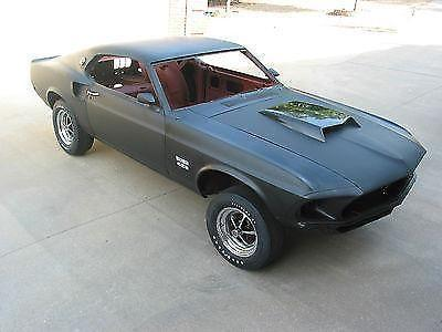 1969 ford mustang boss 429 super early raven black for sale in maumelle arkansas classified. Black Bedroom Furniture Sets. Home Design Ideas