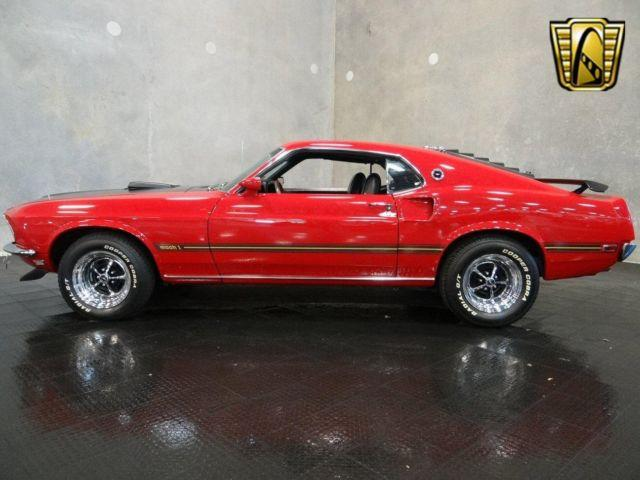 1969 ford mustang mach 1 406tpa for sale in apollo beach florida classified. Black Bedroom Furniture Sets. Home Design Ideas