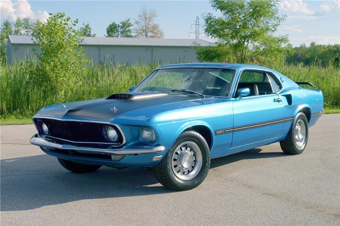 1969 FORD MUSTANG MACH 1 Price On Request for Sale in Scottsdale, Arizona Classified ...