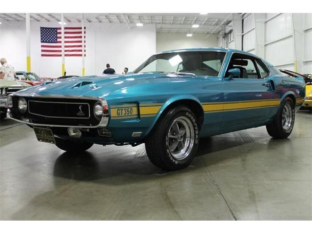 1969 ford mustang shelby gt350 for sale. Black Bedroom Furniture Sets. Home Design Ideas