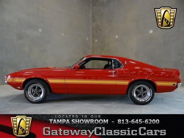 1969 Ford Mustang Shelby Gt350 04tpa For Sale In Apollo Beach