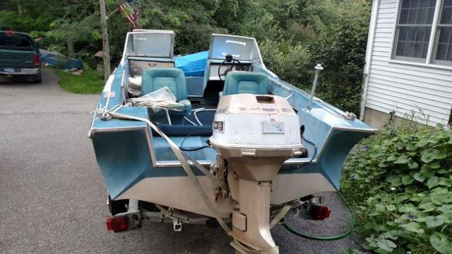 1969 glastron 80 hp evenrode
