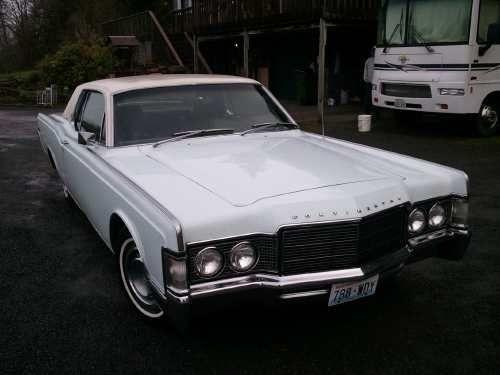 1969 lincoln continental for sale in blyn washington classified. Black Bedroom Furniture Sets. Home Design Ideas
