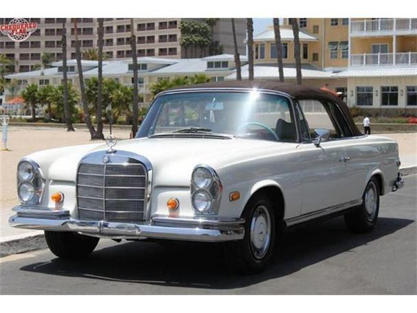1969 mercedes benz 280 for sale in marina del rey for Mercedes benz marina del rey
