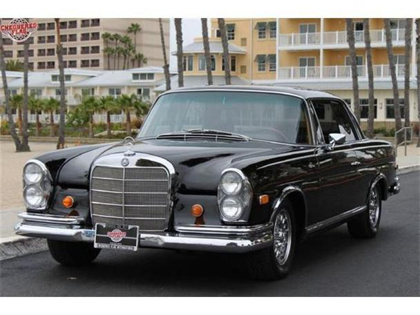1969 mercedes benz se for sale in marina del rey