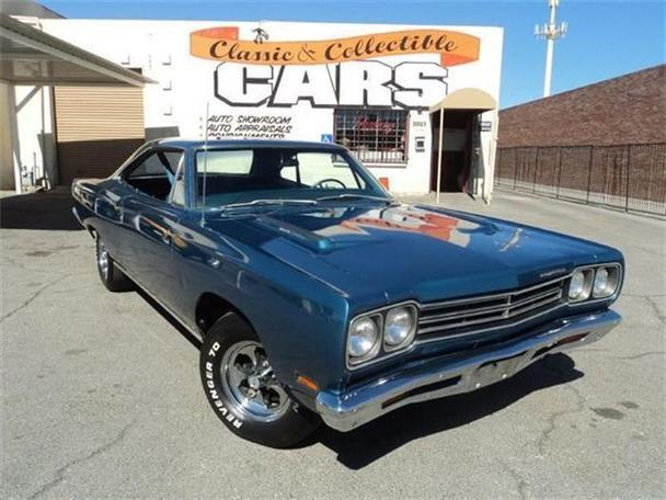 Used Cars Reno Nv >> 1969 Plymouth Road Runner for Sale in Las Vegas, Nevada ...