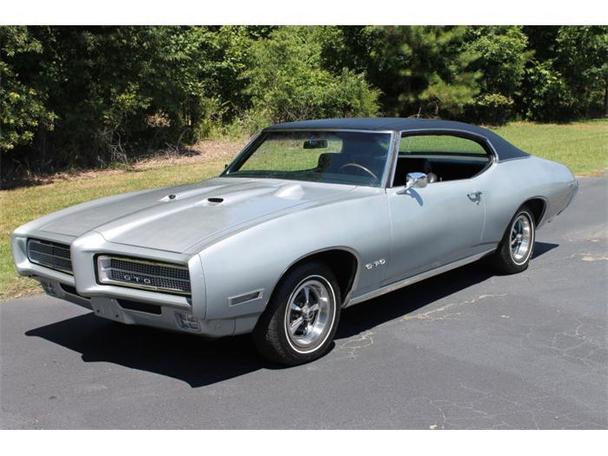 American Auto Sales Nc: 1969 Pontiac GTO For Sale In Zebulon, North Carolina
