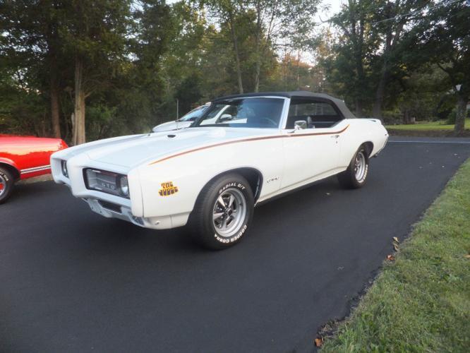 1969 Pontiac Gto Convertible Judge Tribute Rare Clone For
