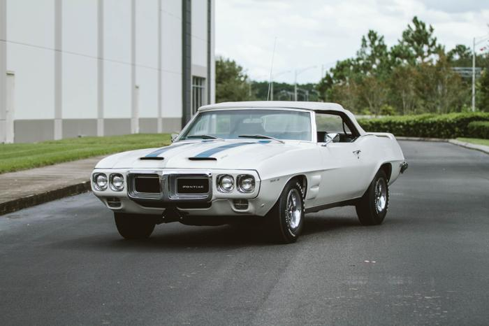 1969 Pontiac Trans Am Convertible 4sd For In Arlington New Jersey