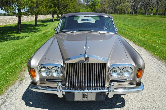1969 Rolls-Royce Silver Shadow - Long Wheel Base