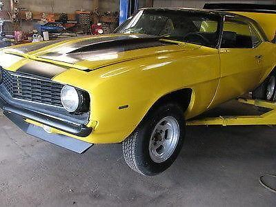 1969 rs ss camaro for sale in owingsville kentucky classified. Black Bedroom Furniture Sets. Home Design Ideas