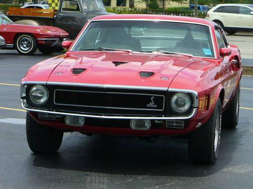 1969 Shelby Gt350 Fastback Mustang Ford Marti Report