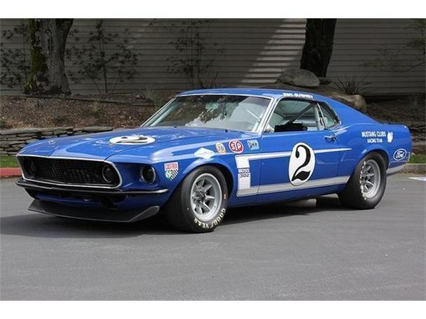 1969 Shelby Trans am mustang