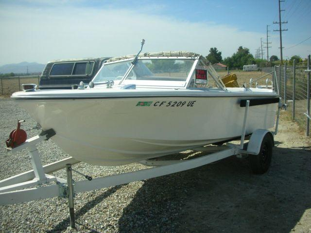 1969 Tom Sawyer 4 cylinder Mer Cruiser Inboard Outboard