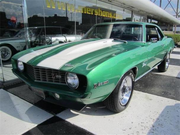 1969 chevrolet camaro for sale in springfield ohio classified. Cars Review. Best American Auto & Cars Review