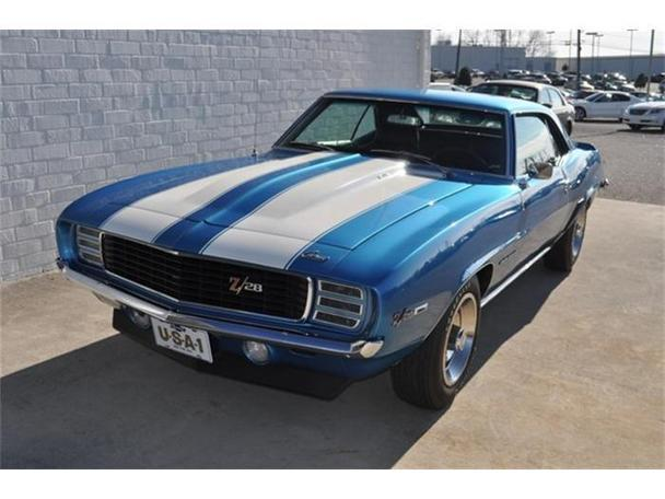 1969 chevrolet camaro rs z28 for sale in hickory north carolina. Cars Review. Best American Auto & Cars Review