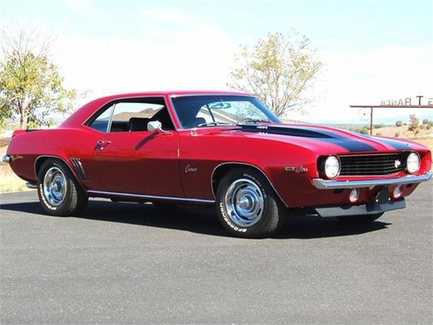 1969 chevrolet camaro z28 for sale in scottsdale arizona classified. Cars Review. Best American Auto & Cars Review