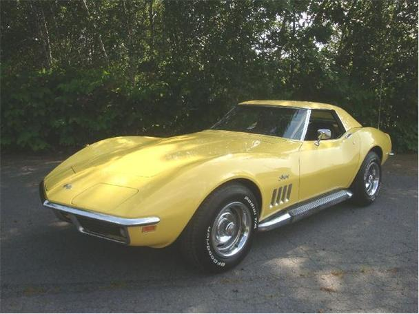 1969 chevrolet corvette stingray for sale in old forge pennsylvania. Cars Review. Best American Auto & Cars Review