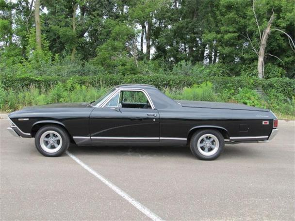 1969 chevrolet el camino for sale in ham lake minnesota. Black Bedroom Furniture Sets. Home Design Ideas