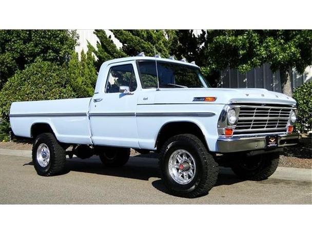 1969 Ford F250 4x4 For Sale.html | Autos Weblog