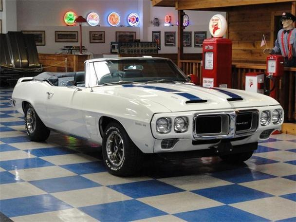 1969 Pontiac Firebird Trans Am for Sale in New Braunfels, Texas ...