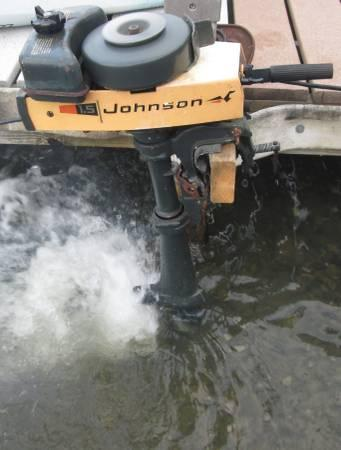 1970 1 1 2 hp johnson outboard motor for sale in argyle for New johnson boat motors for sale