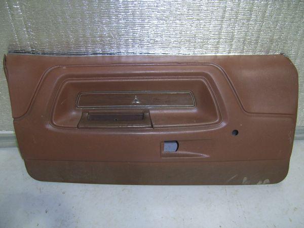 1970-71\u0027 Challenger Door Panel - $60 & 1970-71\u0027 Challenger Door Panel - for Sale in Dublin New Hampshire ...