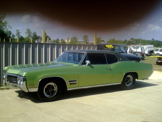 1970 buick wildcat 2 dr hardtop for sale in bell fountain alabama classified. Black Bedroom Furniture Sets. Home Design Ideas