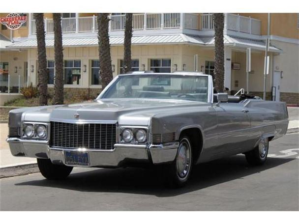 1970 Cadillac DeVille for Sale in Marina Del Rey ...