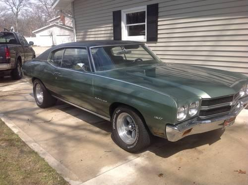 1970 chevelle malibu classic muscle car for sale in grand haven michigan classified. Black Bedroom Furniture Sets. Home Design Ideas