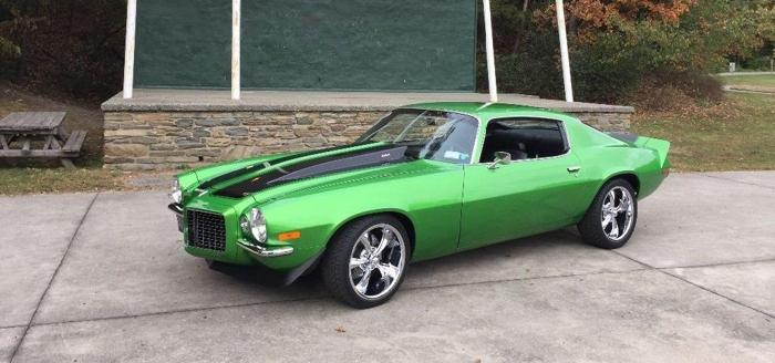 1970 chevrolet camaro rs ss 468 big block for sale in harrisburg pennsylvania classified. Black Bedroom Furniture Sets. Home Design Ideas