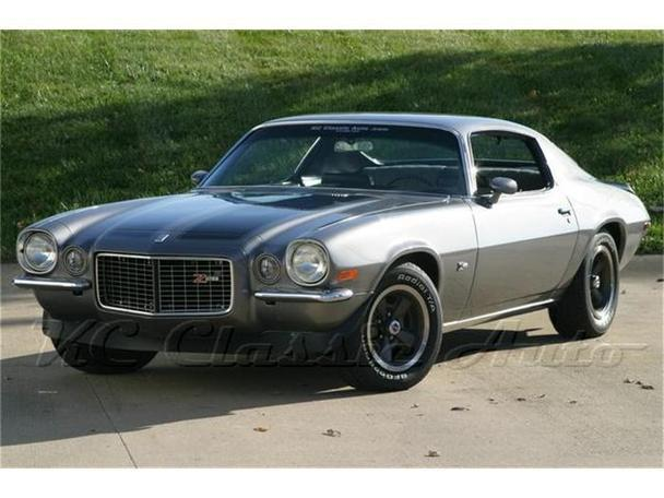 1970 Chevrolet Camaro Z28 For Sale In Lenexa Kansas