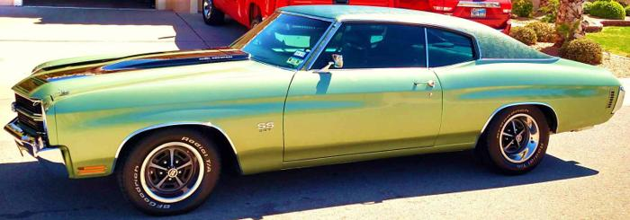 1970 chevrolet chevelle 396 ss for sale in el paso texas classified. Black Bedroom Furniture Sets. Home Design Ideas